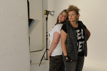 Beim Sheego Styling Workshop