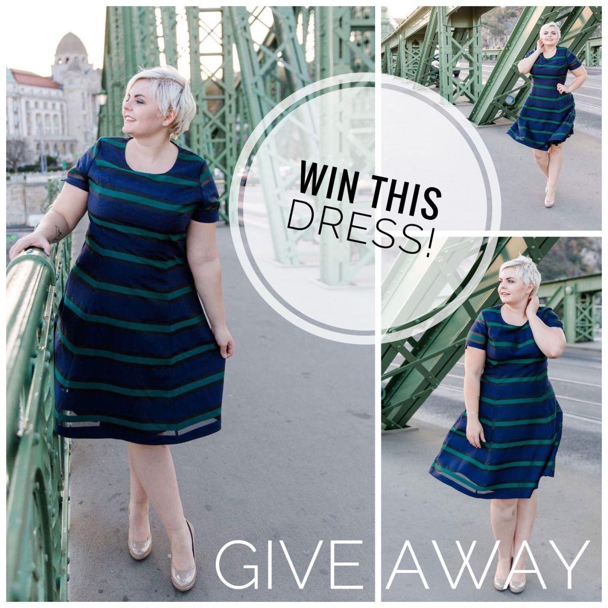 GiveAway-Time! Gewinne dein Weihnachtsfeier-Kleid von Manon Baptiste ...